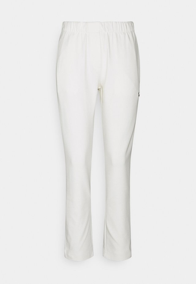 PANT CLASSIC  - Teplákové kalhoty - blanc