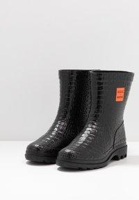 Aigle - KOCHE BOOT - Gummistøvler - noir - 4
