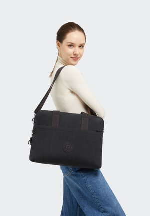 ELSIL B - Briefcase - black noir