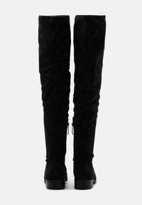 Esprit - JENNIFE - Over-the-knee boots - black - 3