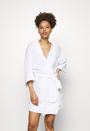 I DO FASHION GOWN - Dressing gown - white