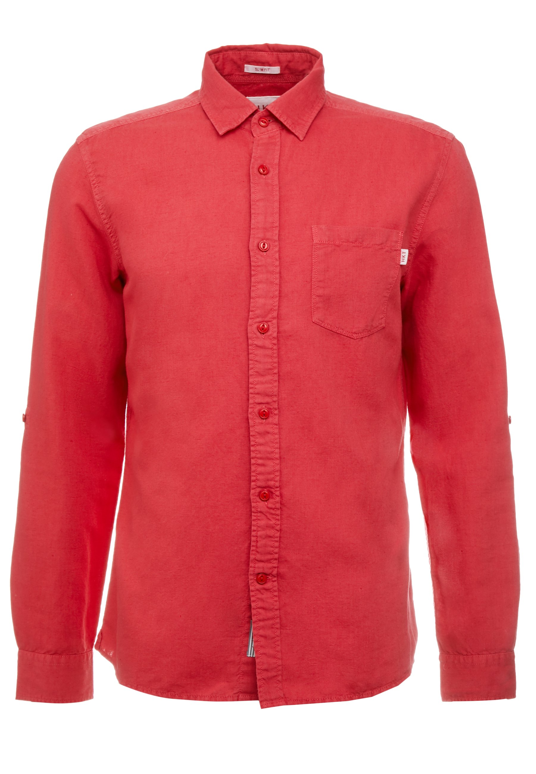 HKT by Hackett Chemise - deep red