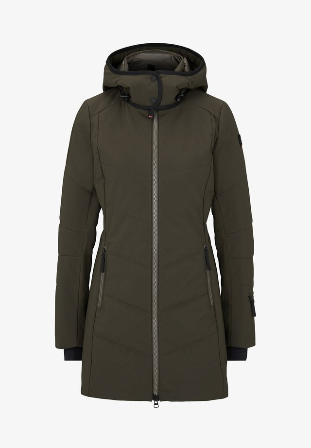 IRMA - Winter coat - Olivgrün