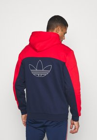 adidas Originals - Sweatshirt - red/collegiate navy - 2