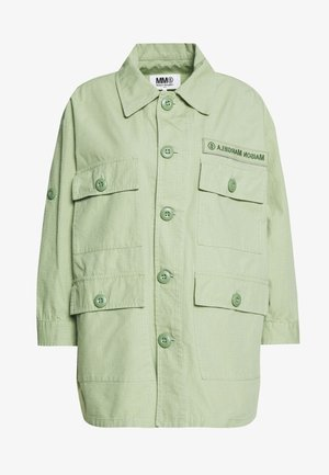 ARMY JACKET - Lehká bunda - mint