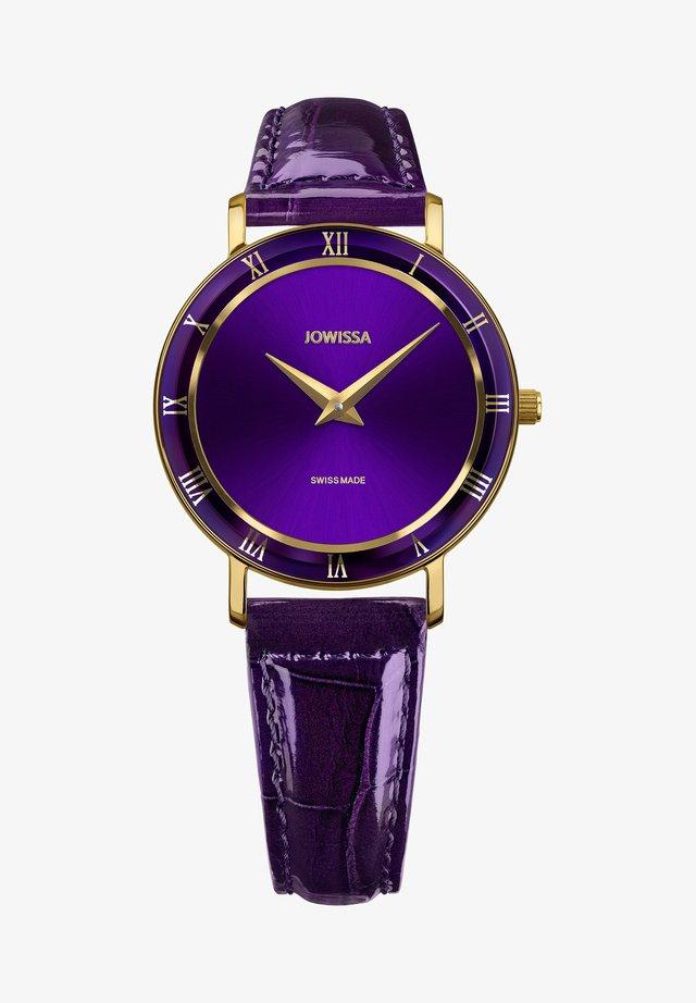 ROMA SWISS - Horloge - violett