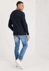 Gabba - REY - Slim fit jeans - blue denim - 2