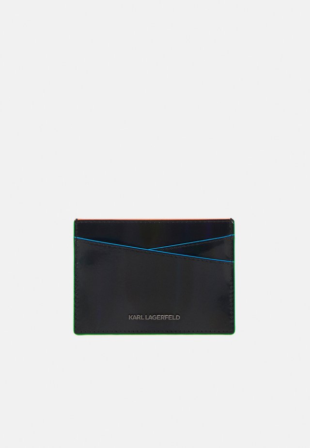 SEVEN IRIDESCENT - Wallet - black