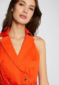 Morgan - Shirt dress - orange - 3