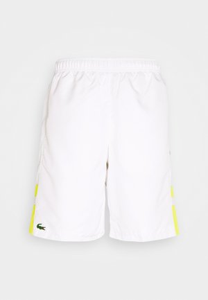 TENNIS SHORT - Korte broeken - white