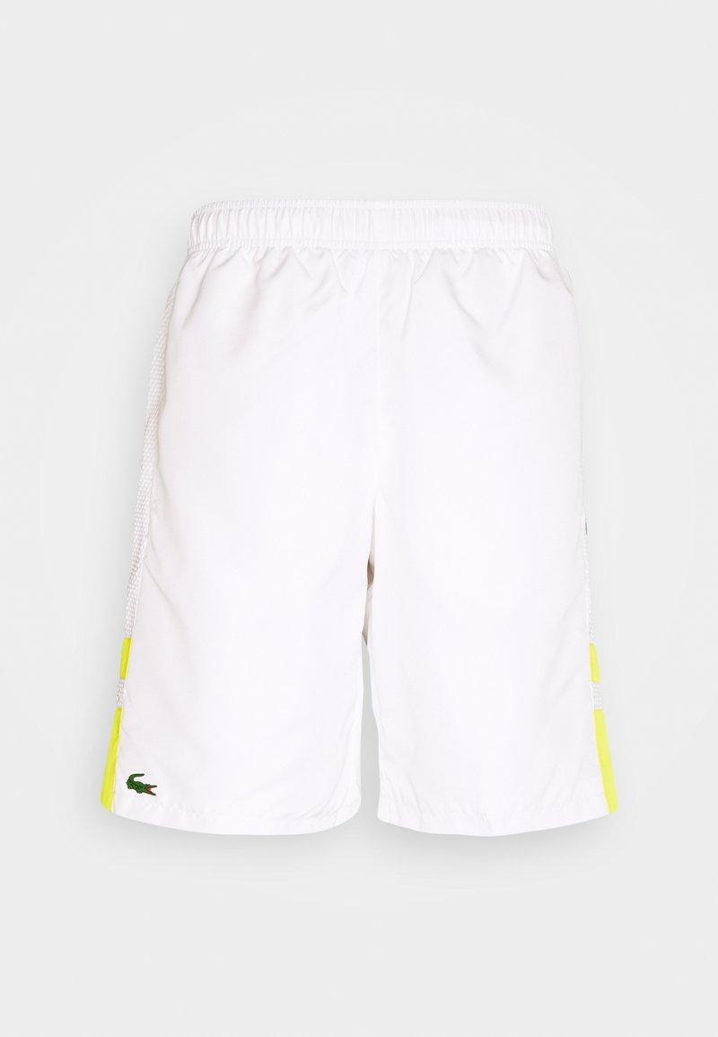 Lacoste Sport - TENNIS SHORT - Sports shorts - white