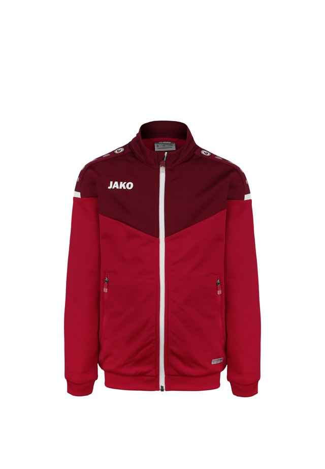 Light jacket - rot / weinrot