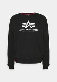 Alpha Industries - BASIC - Mikina - black - 0