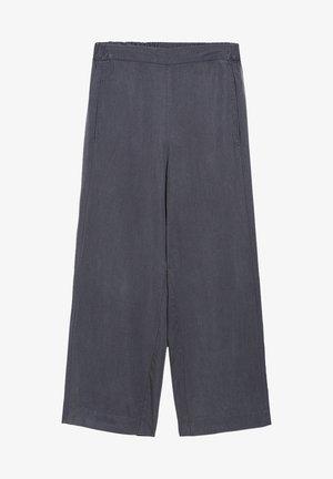 KAMALAA - Trousers - anthra