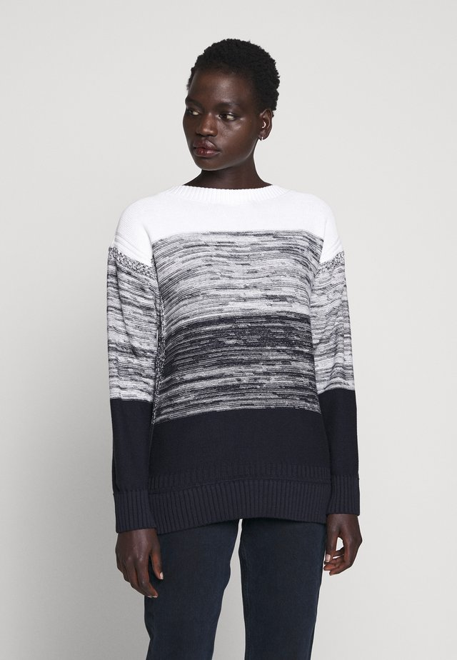 SAILBOAT - Jumper - navy
