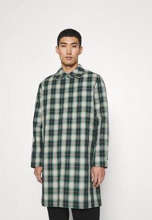 Cappotto classico - green/multi