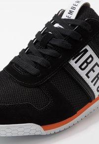 Bikkembergs - ENRICUS - Sneakersy niskie - black - 5