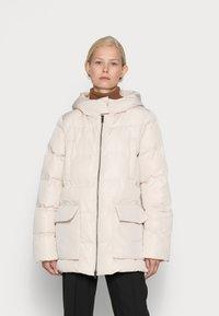 Opus - HOSINA - Winter coat - pebble stone - 0