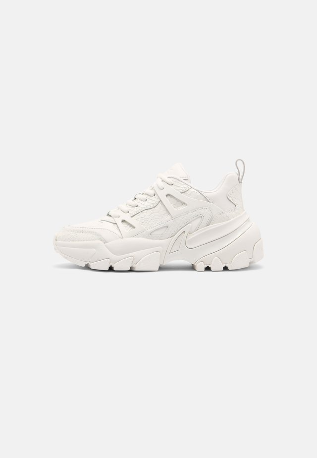 NICK - Trainers - optic white