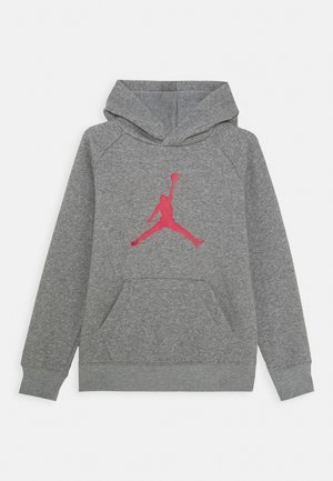 JUMPMAN LOGO - Hoodie - carbone heather