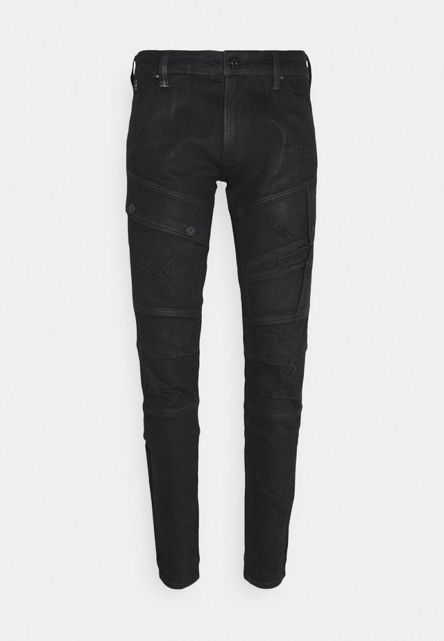 AIRBLAZE MERCHANT  - Jeans Skinny Fit - elto nero black