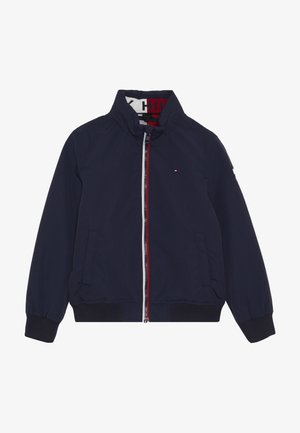 ESSENTIAL JACKET - Light jacket - blue