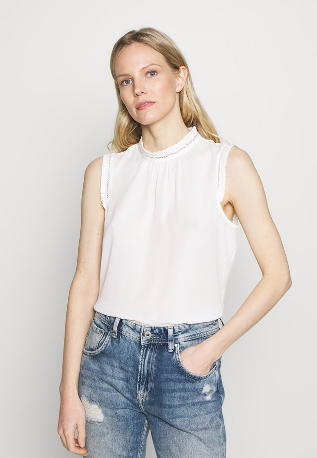 Camicetta - soft white