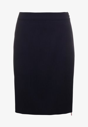 THE PENCIL SKIRT - Gonna a tubino - navy