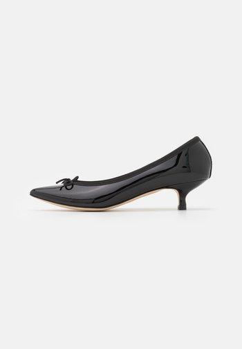 NOLAN - Klassieke pumps - noir