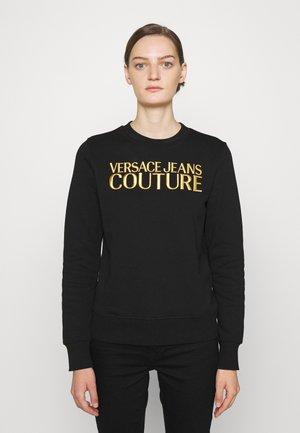 Sweater - black/gold