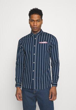 JJMARSEILLE ONE POCKET - Camicia - navy blazer