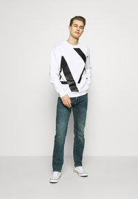 Armani Exchange - Sweatshirt - white - 1