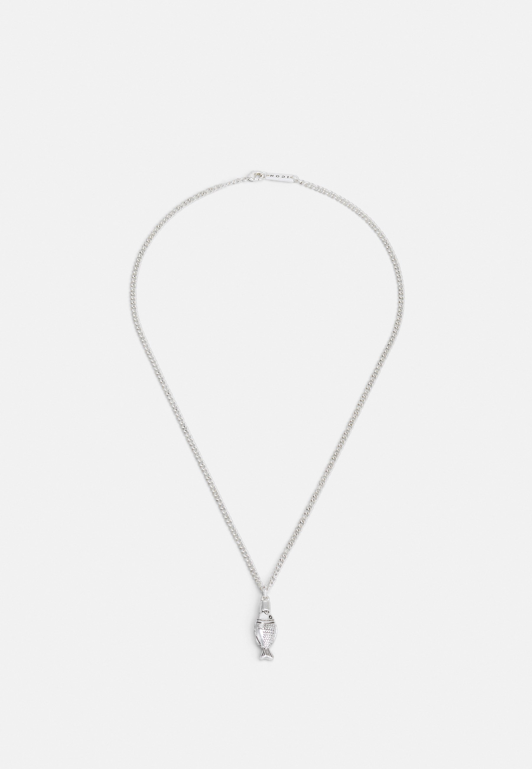 Homme CONVERSATIONAL SOY FISH NECKLACE - Collier