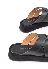 Shoe The Bear - STB-ASTRID - Muiltjes - schwarz - 4