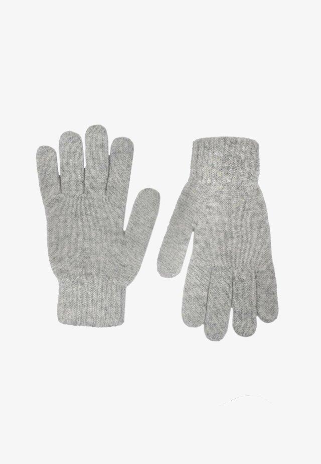 Gloves - hellgrau