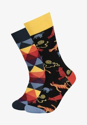 2 PACK - Socks - multicolor