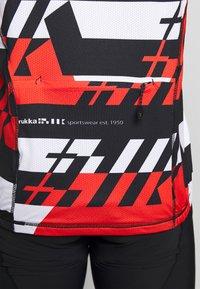Rukka - RAKSILA - T-Shirt print - classic red - 4