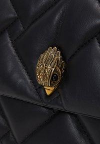 Kurt Geiger London - KENSINGTON SOFT BAG - Handbag - black - 4