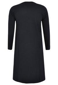 Yoek - Jersey dress - navy - 1
