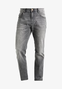 HOUSTON - Straight leg jeans - grey