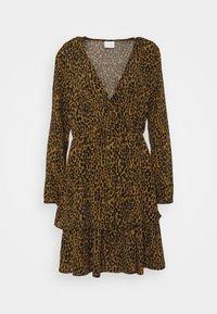 VIVISKA DRESS - Day dress - butternut