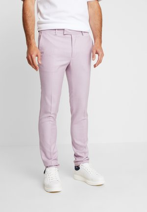 DAX - Kostymbyxor - pink