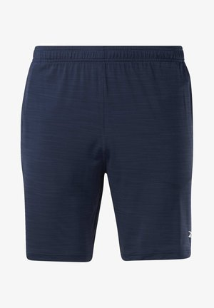 WORKOUT READY ACTIVCHILL SHORTS - kurze Sporthose - blue