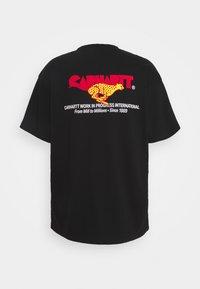 Carhartt WIP - RUNNER - Printtipaita - black - 1