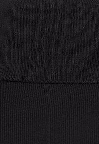 Scotch & Soda - CLASSIC TURTLENECK - Stickad tröja - black - 2