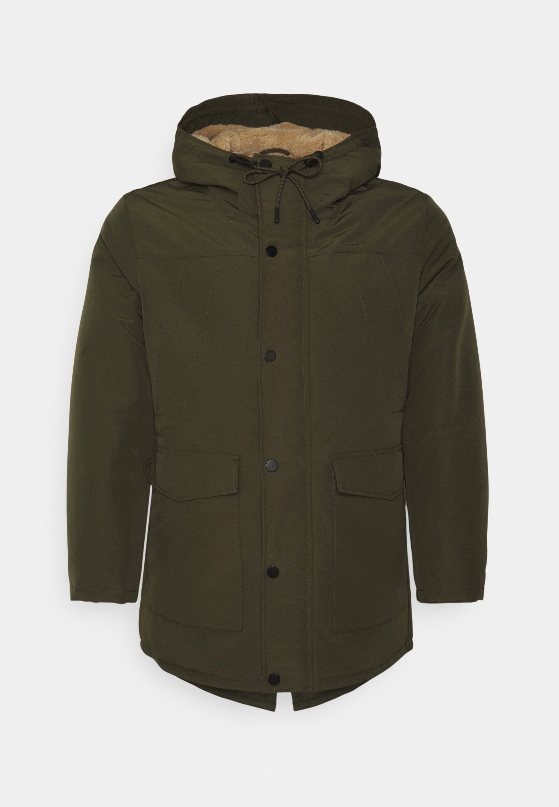 Men RIDGE HOOD PARKER JACKET - Light jacket