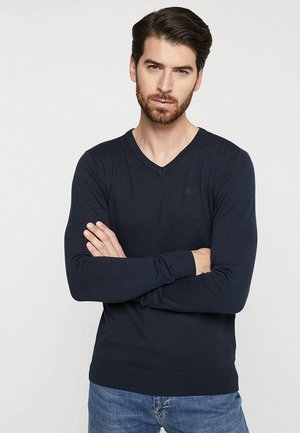 Jumper - deep navy