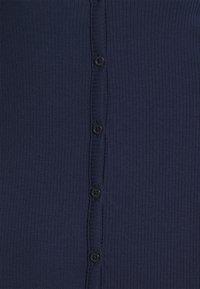 GAP - Strikket kjole - navy uniform - 2
