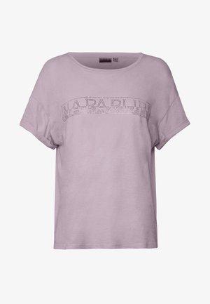 SICCARI - Print T-shirt - petal pink