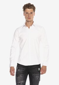 Cipo & Baxx - HECTOR - Formal shirt - weiss - 3